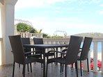 apartment 1, terrace
