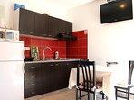 apartment 5, kitchen