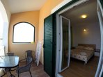 apartment 6, balcony room