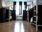 5-bunk bedded room