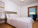 Room with 2 beds or one King size bed and air conditioner