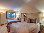 Royal Glen Double Bedroom Frisco Lodging Vacation Rental