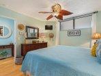 Camera da letto principale con letto King