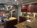 Kitchen - all high end appliances