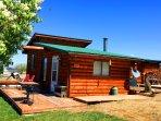 Wilderness Spirit Cabins LLC- 'Bear Cave' cabin