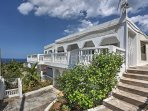 Located on the second level, your Jamaican adventures awaits when you stay at this Boscobel  vacation rental villa.