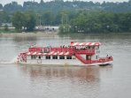 The Pride of the Susquehanna. Tours taken from City Island; affordable - try the sunset cruises