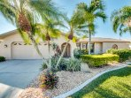 SWF area amazing pool home in one of the best neighborhoods in Cape Coral.