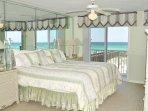 Master Bedroom Gulf Dunes 217 Fort Walton Beach Florida Okaloosa Island Vacation Rentals