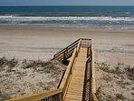 Oceanfront Steps