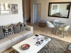 Luxurious one bedroom apartment  - sleeps 3.