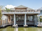 4/3 WATERFRONT LUXURY HOUSE /  3 BOAT SLIPS / LIFTS