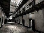 Wicklow Gaol, open to public, 20 mins away