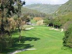 Play Golf in the Laguna Beach Area