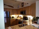 Newly remodeled Kitchen. Granite, Stainless, State of art cooking.