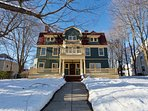 Beautiful 19th Century Mansion in Boston Suburb; 15 min to Boston