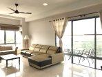 Spacious & Comfortable Living Area