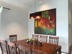 The Panoramic Dining Area