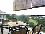 The Relaxing Balcony with Seaview