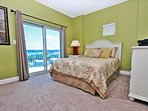 Guest Bedroom with Private Balcony
