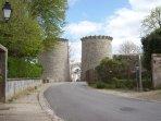 cité médiévale à St Valéry