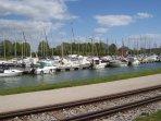 port de plaisance de St Valéry