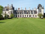 château de Renière Ecluse à proximité de St Valery