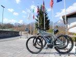 Servizio noleggio E-Bike - E-Bike rental service