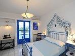 Captain's Home-ART 3d bedroom ground level