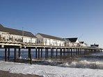 Southwold Pier (15minutes by car)