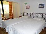 Bedroom 4 with en suite and terrace