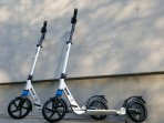 Explore Zagreb with our scooters. Reservations required.