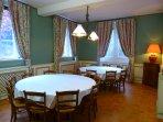 Le séjour, salle à manger