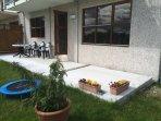 Terrance/ Garden