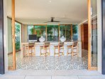 The Iman Villa - Family kitchen