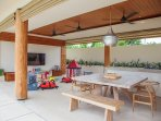 The Iman Villa - Children play area