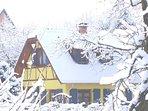 Notre Gite en Alsace en Février