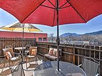 Escape to the colorful state of Colorado when you stay at this 2-bedroom Colorado Springs vacation rental loft.