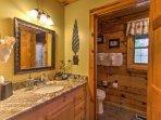 Both master suites feature full en-suite bathrooms.