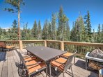 Enjoy treetop views from your private deck when you stay at this 4-bedroom, 4-bathroom vacation rental home in...