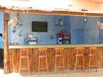 Bar Pool Area