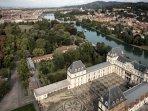 Nelle immediate vicinanze: parco e castello del Valentino