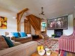 Alternative sitting room