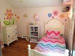 2nd floor bedroom with twin bed