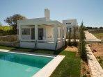 Villa Arismari and pool