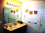 Bathroom- En-suite. 2nd floor.