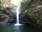 Close to Uvita Waterfall