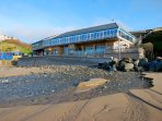 Jamie Oliver's Fifteen Restaurant & The Beach Hut Watergate Bay 1 mile