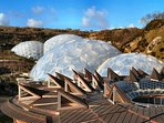 Eden project only a 20 minute drive