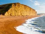 East Cliff, West Bay (Broadchurch)